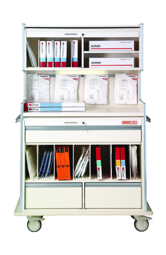 Full Size ERCP Cart