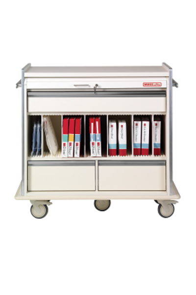 Mid-Size ERCP Cart